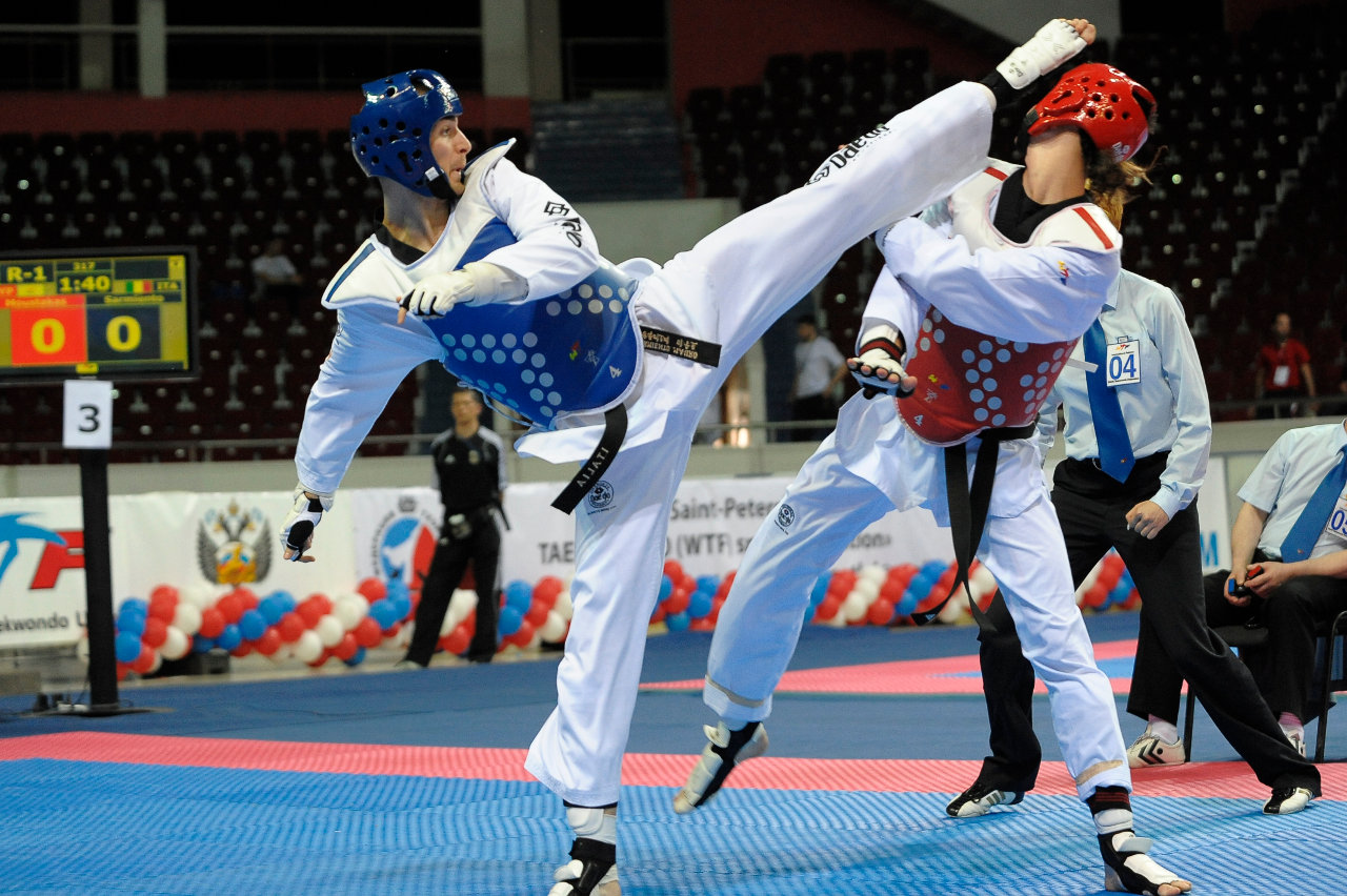 Тхеквондо - Центр спортивной подготовки Республики Татарстан