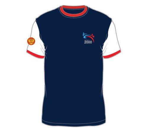 тхэквондо-футболка