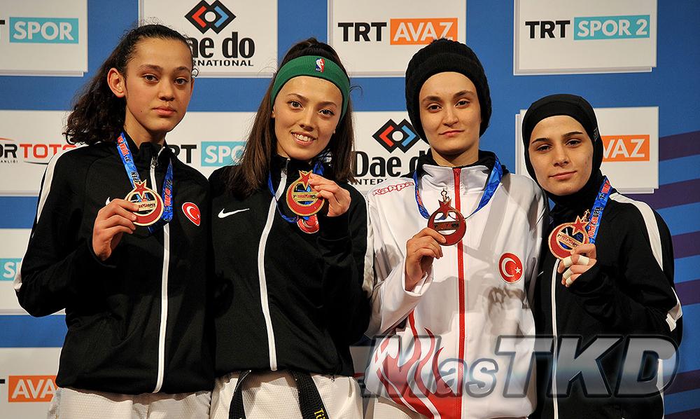 mT_Podio-F-46_MasTKD_7th-Turkish-Open-Taekwondo-Tournament